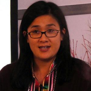 Kylie Kwong Headshot