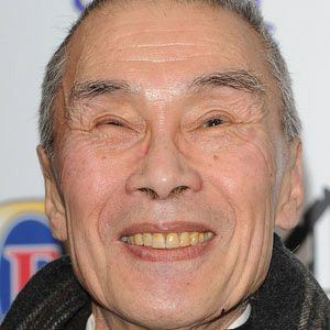 burt kwouk advert
