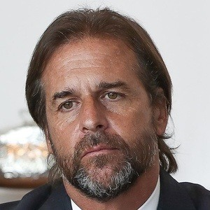 Luis Alberto Aparicio Alejandro Lacalle Pou Headshot