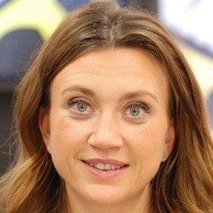 Camilla Lackberg Headshot