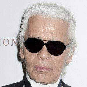 Karl Lagerfeld 1 of 10