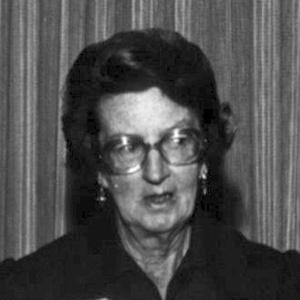 Mary Leakey Headshot