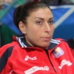 Manuela Leggeri Headshot