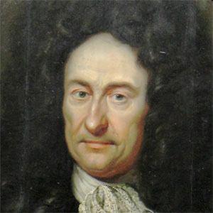 Gottfried Wilhelm Leibniz Headshot