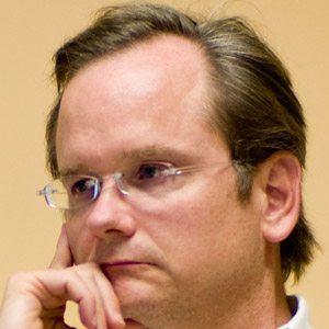 Lawrence Lessig Headshot
