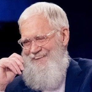 David Letterman 1 of 8