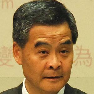 Cy Leung Headshot