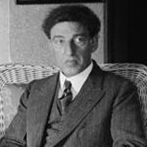 Josef Lhevinne Headshot