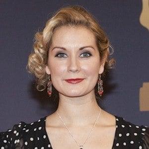Natalie Lisinska actress