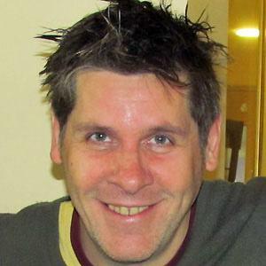 Tony Livesey Headshot