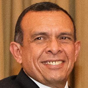 Porfirio Lobo Sosa Headshot