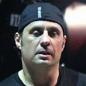 Dave Lombardo Headshot