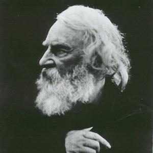 Henry Wadsworth Longfellow 1 of 4