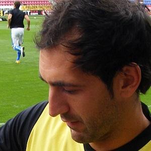 Diego López Headshot