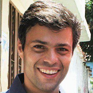 Leopoldo López Headshot