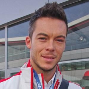 Andre Lotterer Headshot