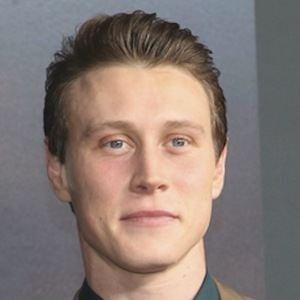 George MacKay 1 of 6
