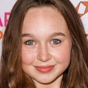 Chloe Madison Headshot