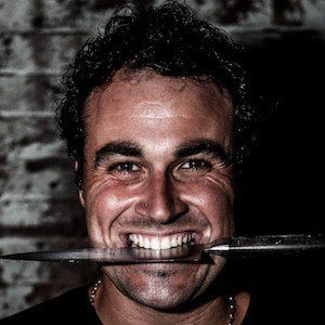 Miguel Maestre Headshot