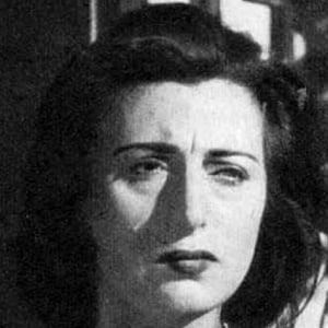 Anna Magnani Headshot