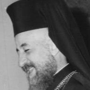 Makarios III Headshot