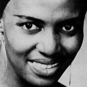 Miriam Makeba Headshot
