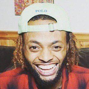 Jamal Johnson-Hinds 1 of 5