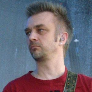 Andrius Mamontovas Headshot