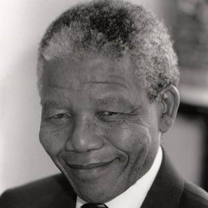 Nelson Mandela 1 of 7