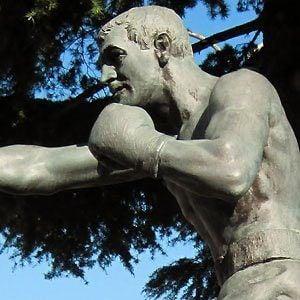 Rocky Marciano Headshot