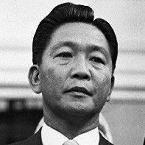 Ferdinand Marcos 1 of 4