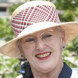 Queen Margrethe II 1 of 2