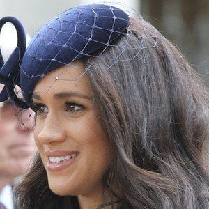 Meghan Markle 1 of 7