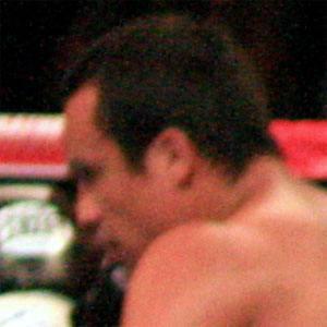 Juan Manuel Márquez Headshot