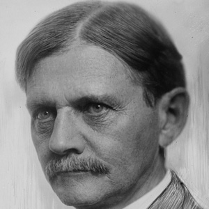 Thomas R Marshall Headshot