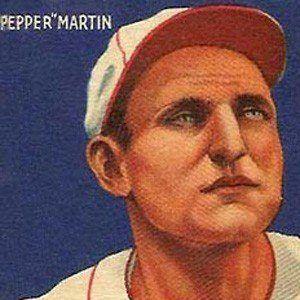 Pepper Martin Headshot