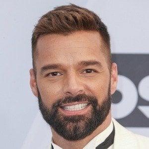 Ricky Martin 1 of 10