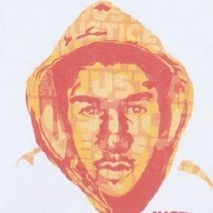 Trayvon Martin Headshot