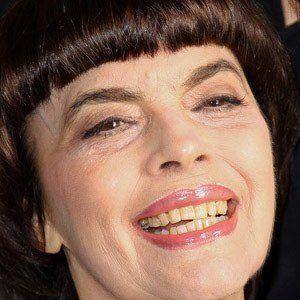 Mireille Mathieu Headshot