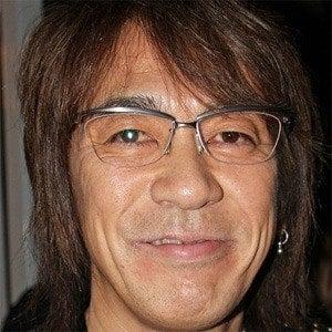 Tak Matsumoto Headshot