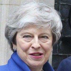Theresa May 1 of 9