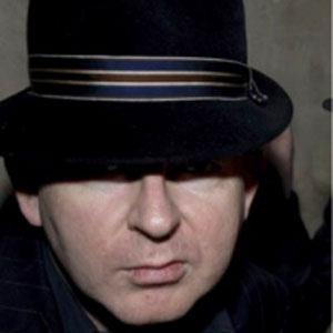 Alan McGee Headshot