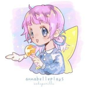 Annabelle Melodify Headshot