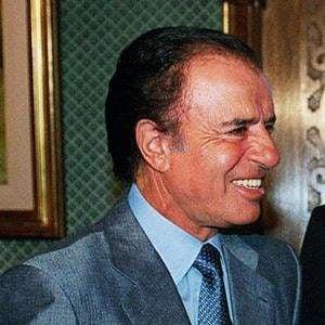 Carlos Menem Headshot