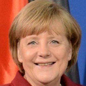 Angela Merkel 1 of 4
