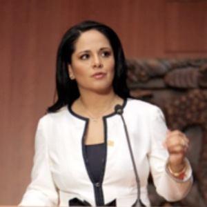 Lilia Guadalupe Merodio Reza Headshot