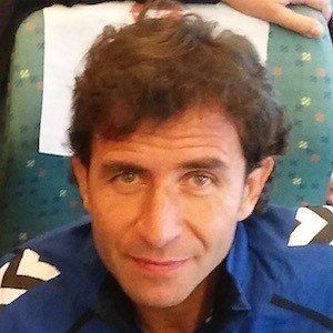 Luis Milla Headshot