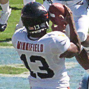 Chase Minnifield Headshot