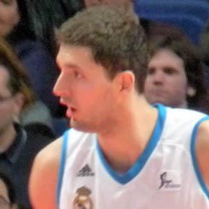 Nikola Mirotic Headshot