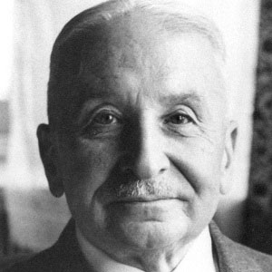 Ludwig von Mises Headshot